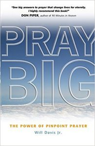 Pray Big by Will Davis Jr book review