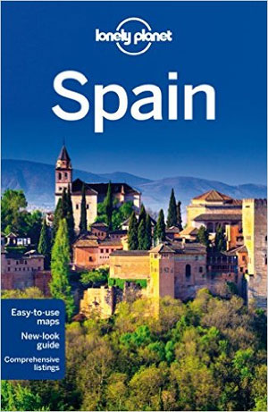 Spain, a Travel Guide by Lonely Planet