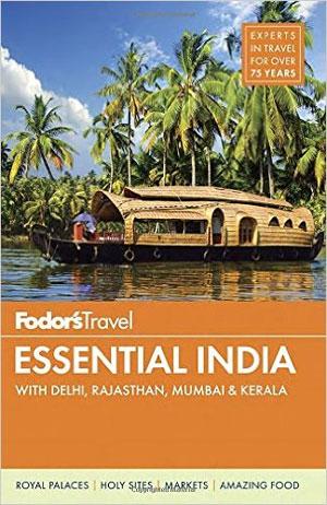 Fodor's Essential India travel guide
