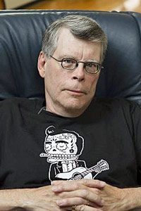 Stephen King Biography online summary