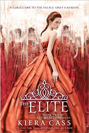 The Elite by Kiera Cass book review