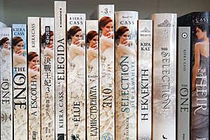 Kiera Cass Author Biography - books