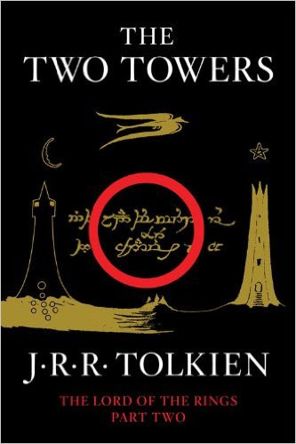 The Two Towers by J. R. R. Tolkien book