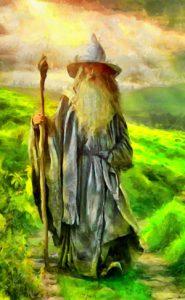 J. R. R. Tolkien biography - Gandalf