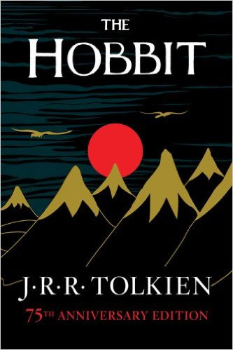 The Hobbit by J. R. R. Tolkien book