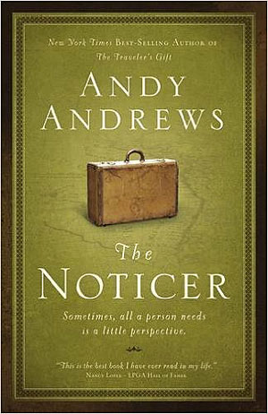 The Noticer by Andy Andrews book review