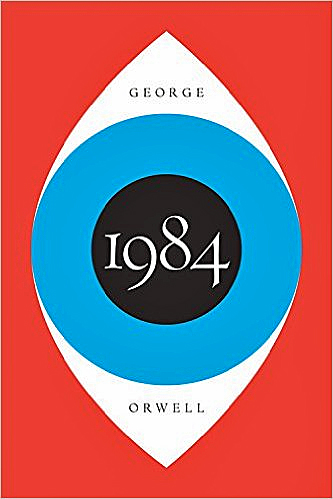 1984 by George Orwell on Amazon