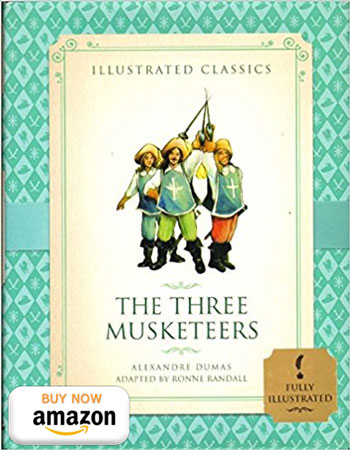 The Three Musketeers book review