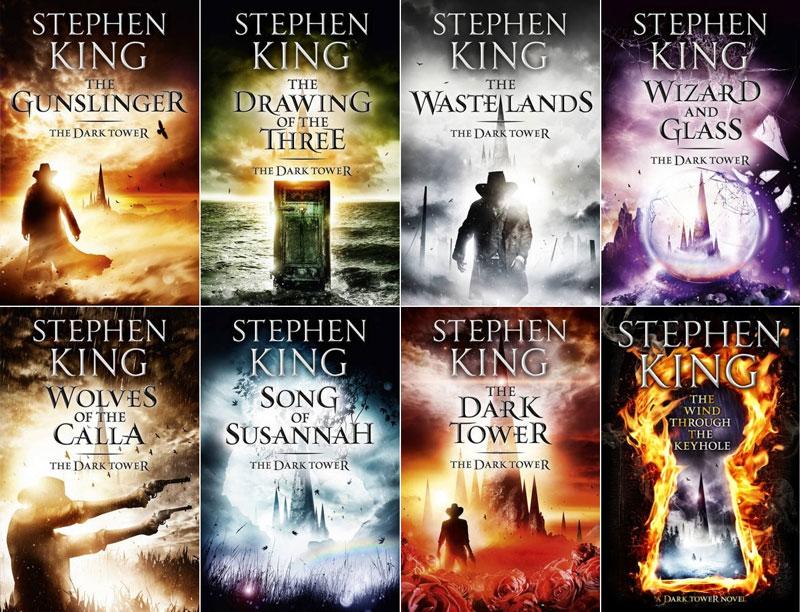 Stephen King - The Dark Tower Series