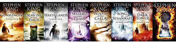 Stephen King - The Dark Tower Series